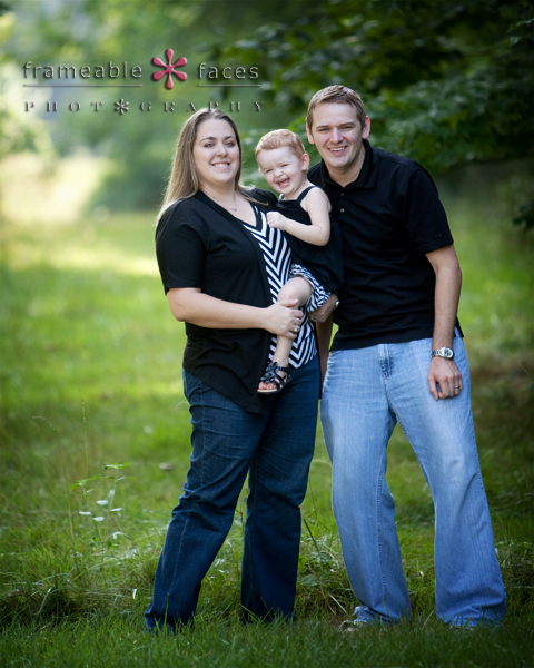 Family Portrait, Photography, Frameable Faces, Allyson Cohen, West Bloomfield Photographer