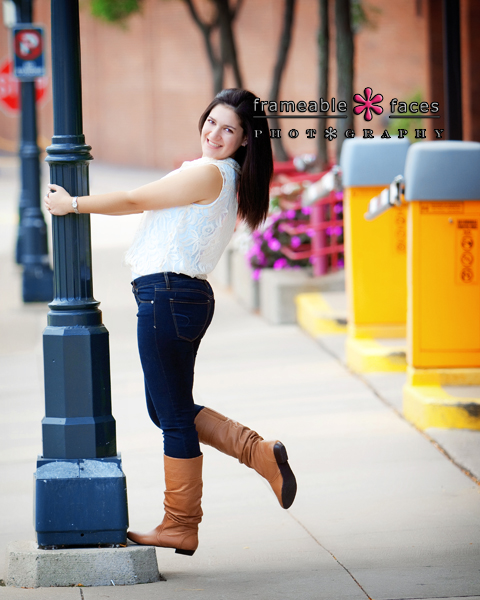 West Bloomfield Photographer, Frameable Faces Photography, High School Seniors