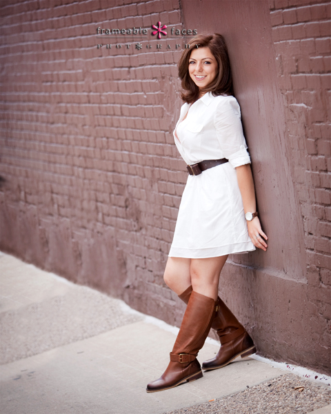 Senior Pictures, West Bloomfield Photographer, Frameable Faces Photography