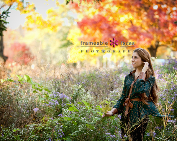 Senior Pictures, Frameable Faces Photography, West Bloomfield Photographer