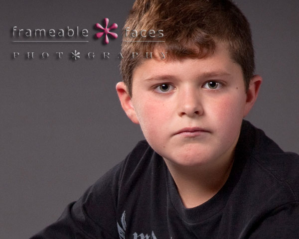 Frameable Faces Photography