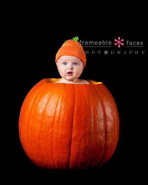 Happy Halloween baby