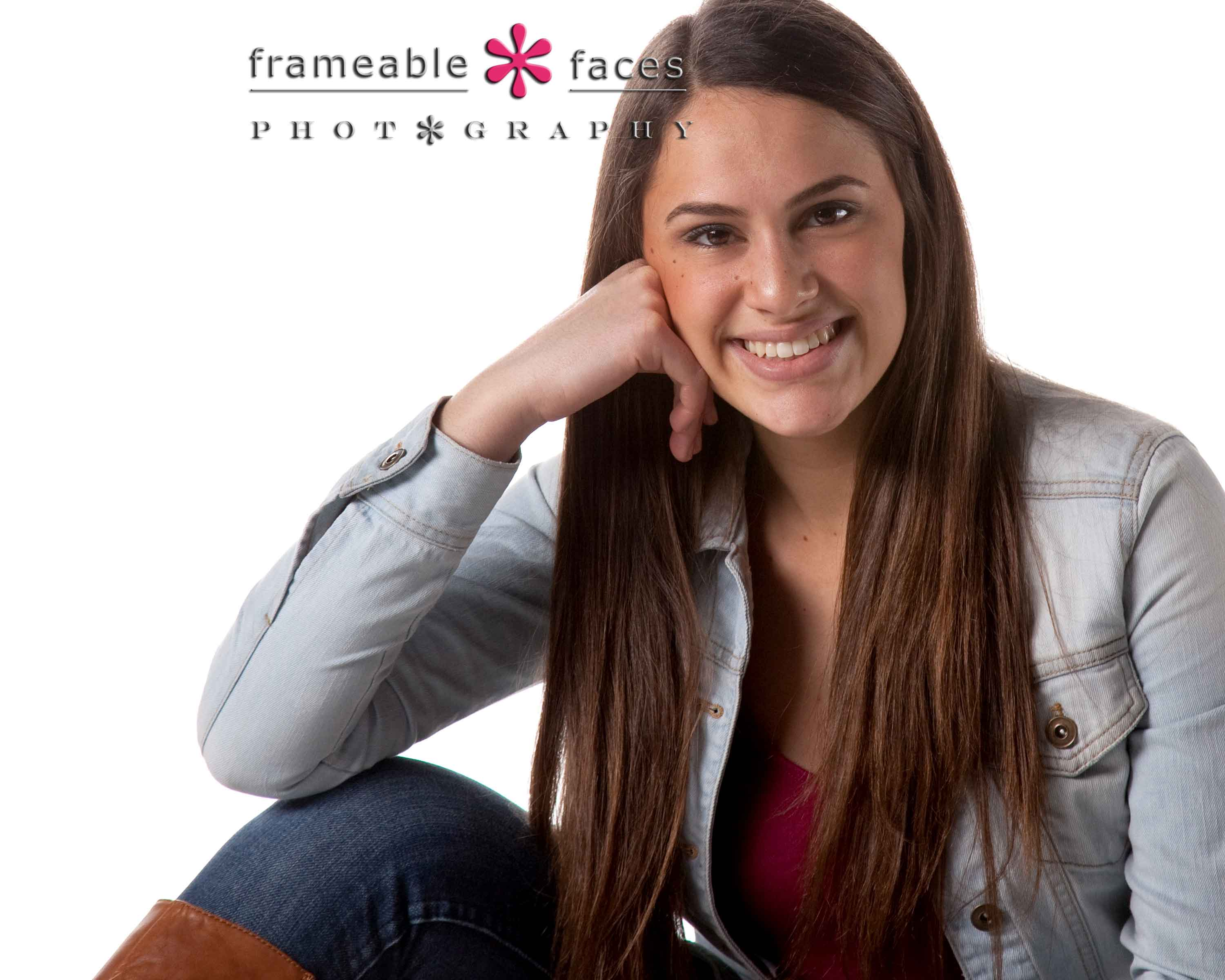 Frameable Faces Spokesmodel Class of 2014