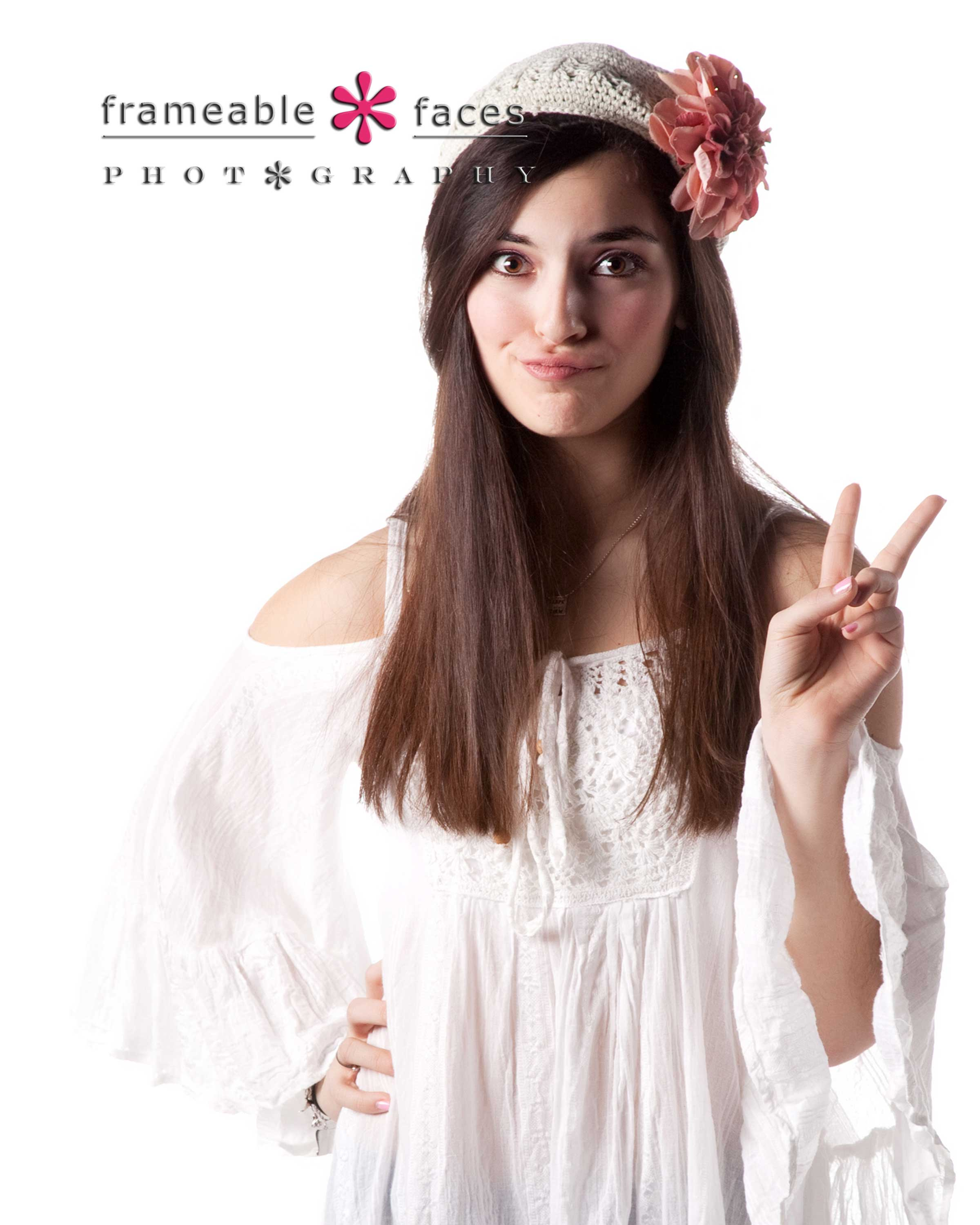 Frameable Faces Spokesmodel Photo Class Of 2014
