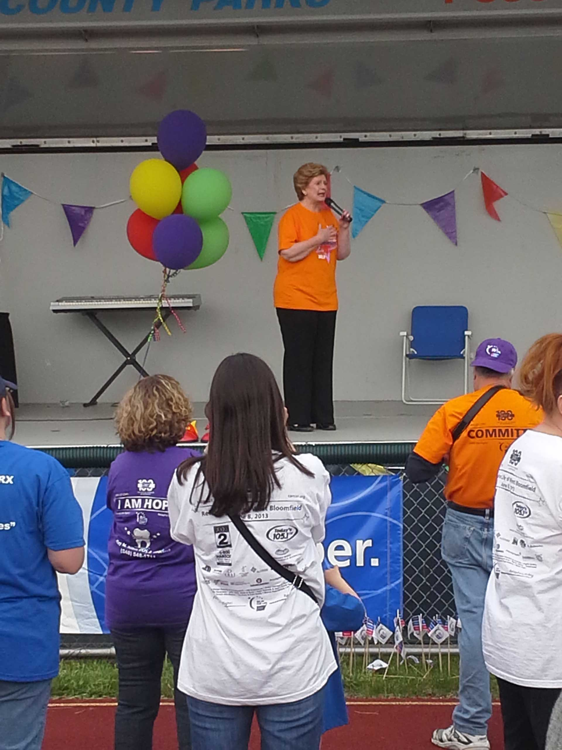 West Bloomfield Relay For Life