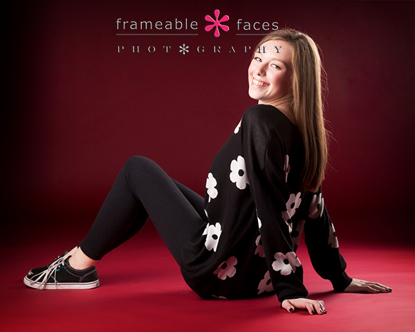 Frameable Faces Mascot