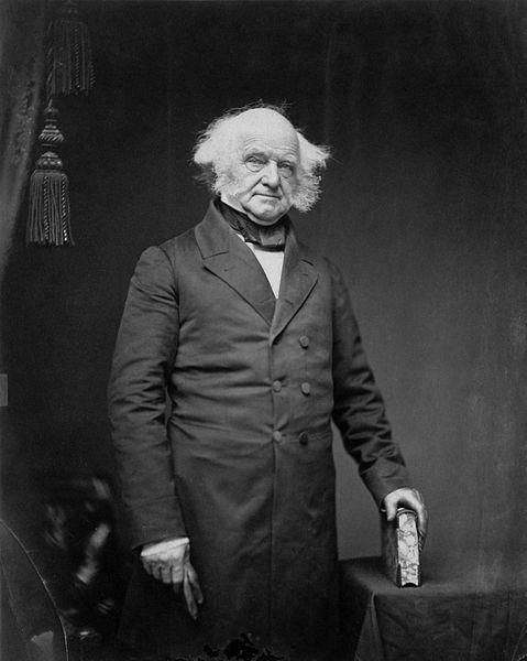 Martin Van Buren - American Presidents