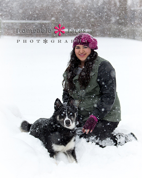 Siberian Senior Session