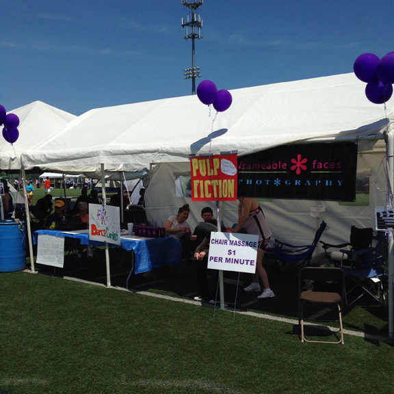 Relay For Life West Bloomfield 2014