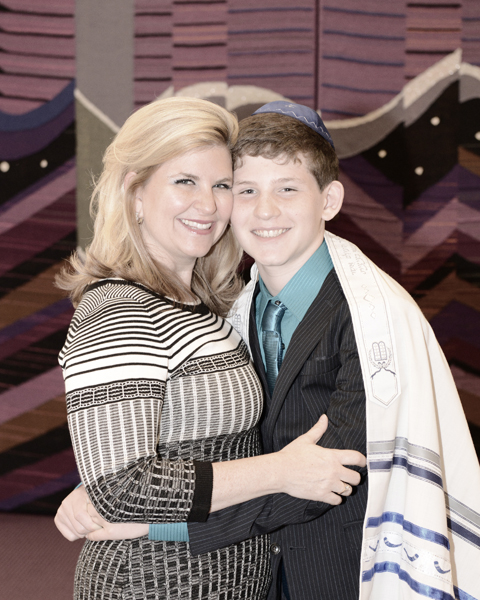 Our Son's Bar Mitzvah