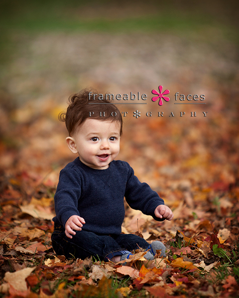 Frameable Fun Fall Session